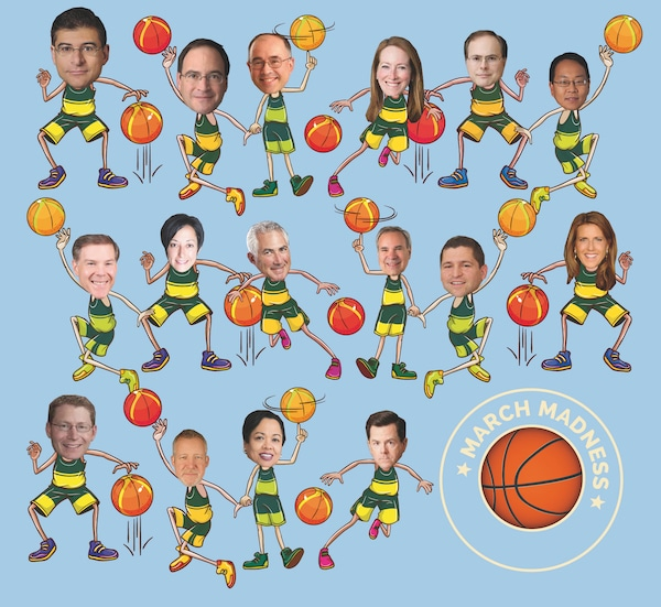 March Madness: Law Firm Edition